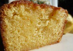 Moist Lemon Cake Recipe (soaked with lemon syrup) Lemon Curd Recipe, Lemon Recipes, Cake Recipes, Lemon Syrup, Lemon Ricotta Cake, Clafoutis Recipes, Cream Cheese Buttercream Frosting, Citrus Cake, Almond Cakes