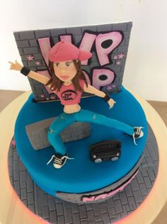 Hip hop! by Cinta Barrera