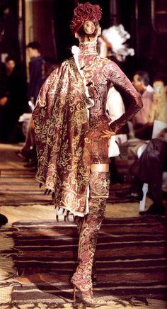 Christian Dior haute couture F/W 1997