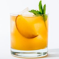 A little bit sweet, a tad spicy, with the round, caramel flavor of bourbon to ground it, this drink proves that cocktails can be seasonal, too.