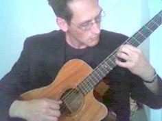 "Matthew Levy Miami Fl playing ""Western"" Part One by Alex de Grassi"