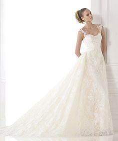 CONSTANCE, Wedding Dress 2015 - Pronovias