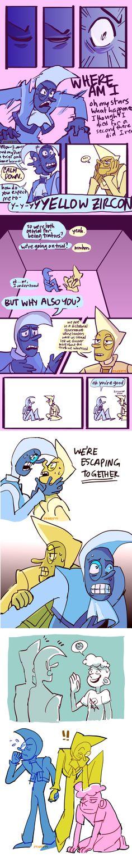 Escape Homeworld | Steven Universe | Know Your Meme