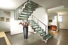 escaleras modernas para casas pequeñas - Buscar con Google