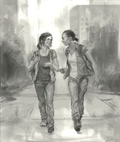 The Last of Us : Left Behind Concept Art - Games