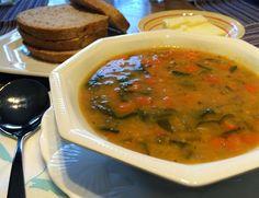Mennonite Girls Can Cook: Yellow Split Pea Soup