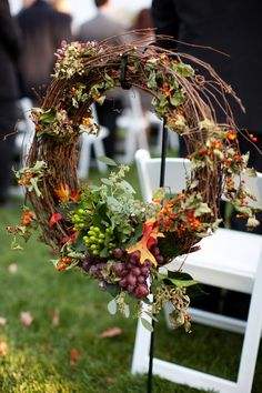 Fall Vineyard Wedding | ... , DC area wedding vendors contributed to Jenny and Mike's wedding