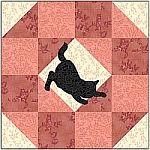 Cheyenne quilt block