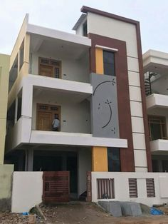 50 Best Achitectural Design Images Modern House Design House | Stair Room Front Design | 3Rd Floor | Residential | 100 Sq Meter House | Hall | Small Space