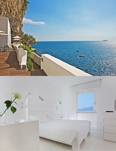 The LIFESTYLEHOTEL Casa Angelina is located in Praiano, in the heart of the Amalfi Coast and offers an incomparable location directly on the cliff