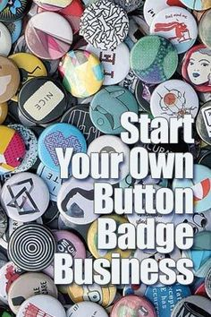It's amazing how a small button badge can say so much and make you money! A single manual button badge machine can bring in extra cash especially during holidays, vacations and special events, but people who want to turn this into a full-fledged business need to expect to invest quite a lot more cash and resources.