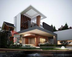 modern architecture house design ideas: magnificent ultra modern home designs