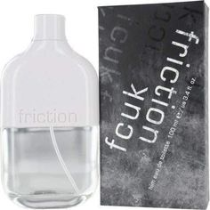 Fcuk Friction By French Connection Edt Spray 3.4 Oz
