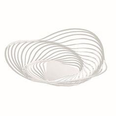 top3 by design - Alessi - Adam Cornish - alessi trinity centrepiece wht