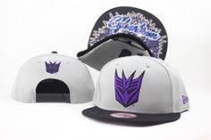 Transformers Cartoon Snapback Hats 7511