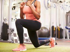 Ihr wollt an den Beinen und den Oberschenkeln abnehmen? Hier haben wir einige effektive Übungen!
