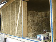 construction of the straw bale house in dornbirn straw bale house cob house. Black Bedroom Furniture Sets. Home Design Ideas