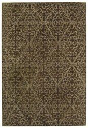 Can you do a brown rug on a brown floor?