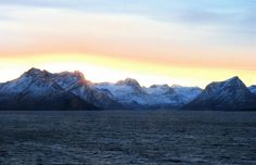 Sunrise, beginning of 3 hrs of daylight