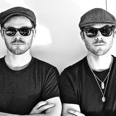 Happy Birthday Shawn & Aaron Ashmore - October 7th