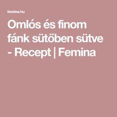 Omlós és finom fánk sütőben sütve - Recept | Femina
