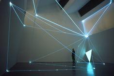 Carlo Bernardini, Carlo Bernardini installation, Carlo Bernardini light, Carlo…