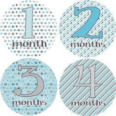 Marching Elephants Monthly Baby Bodysuit Stickers (Set of (Marching Elephants Monthly Sticker), Blue, Rocket Baby Wish List, Sticker Removal, Nursery Wall Stickers, Elephant Design, Gender Neutral Baby, Grey Pattern, Parent Gifts, Birthday Photos, Baby Month By Month