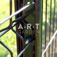 Zoom Grillage Rigide Noir Hauteur 153 cm Fils 5 mm Diamètre Plis 205 5/5