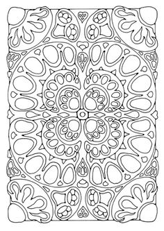 "By Dandi Palmer, Dodo Books, ""Patterns to Colour in"" coloring book."