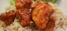 This Easy Orange Chicken is simple to make plus my entire family loved it. I made the sauce with just BBQ sauce and orange marmalade. Serve it with rice and then dinner is ready.