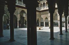 Sevilla reales alcázares