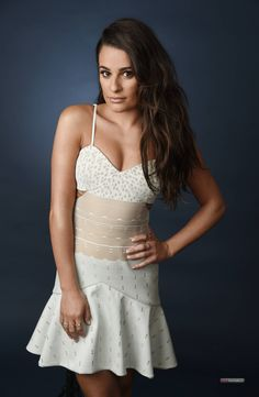 Lea Michele - TCA Summer Press Tour Portrait
