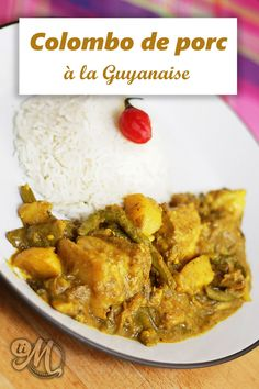 Caribbean Recipes, Entrees, Slow Cooker, Curry, Food And Drink, Menu, Chicken, Ethnic Recipes, Sauces