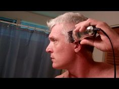 Learn how to give yourself a haircut in 5 minutes!! - I'm trying this on my hubby! :D