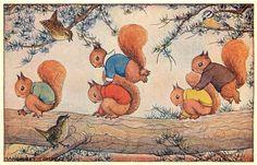 Vintage card by Margaret Tempest  eBay