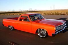 Custom El Camino | Chevrolet El Camino Custom: Photos, Reviews, News, Specs, Buy car