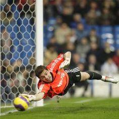 Iker Casillas, BEST GOALKEEPER EVER