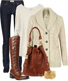 """October Morning"" by orysa on Polyvore"