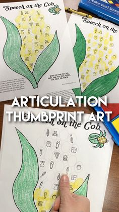 Articulation Art pack no prep!!