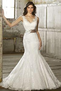 Tipos de cortes para vestido de noiva: Sereia