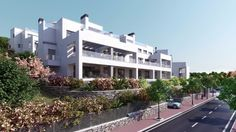 new #modern #apartments & penthouses #Marbella, prices starting from 195.000 Euro. more info see http://bablomarbella.com/en/show/sale/25021/