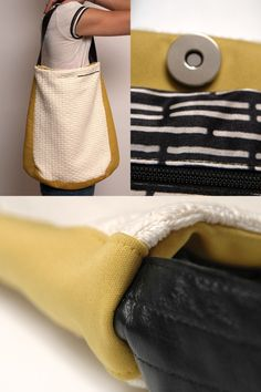 textiles and textures tote-bag