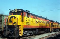 Fulton Yard in Richmond, Virginia. Diesel Locomotive, Ohio, Places To Go, Vintage Trains, Richmond Virginia, Fulton, Maryland, Yards, Engine