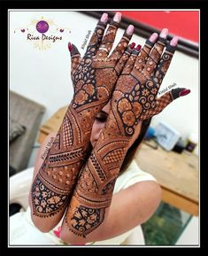 For mehndi order bookings and classes contact Latest Bridal Mehndi Designs, Floral Henna Designs, Full Hand Mehndi Designs, Mehndi Designs For Girls, Mehndi Designs For Beginners, Mehndi Design Photos, Wedding Mehndi Designs, Mehndi Designs For Fingers, Latest Mehndi Designs