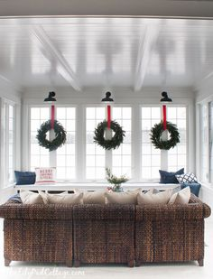 Classic Christmas Tour - The Lilypad Cottage