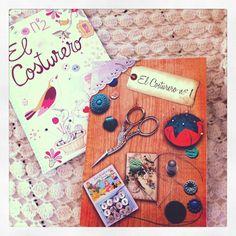 El Costurero craft mag