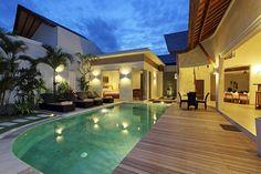 ♥ สร้างสระว่ายน้ำ ในบ้าน ขนาดเล็ก