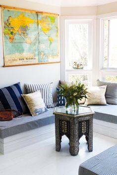Fashion designer Marnie Skillings cottage in Sydney