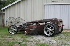 Insane Rat Rods From Around the World -