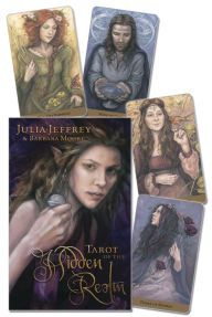 Tarot of the Hidden Realm.This deck takes us to the mysterious and hidden realm of Faery. Its creator is Julia Jeffrey and the accompanying book is written by Barbara Moore, who always manages to enter the spirit of the many and various decks Pagan Witch, Wiccan, Witches, Dragons Blood Incense, What Are Tarot Cards, Barbara Moore, Oracle Tarot, Tarot Card Decks, You Draw